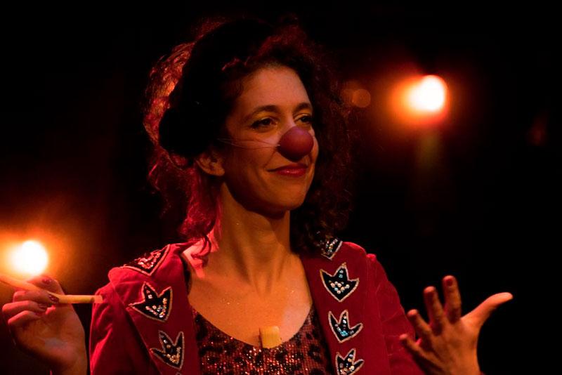 CLOWN con Danna Liberman – INTENSIVO DE VERANO